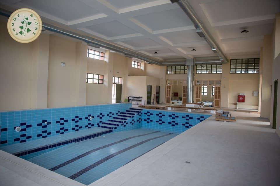 Είδαμε το Βιοκλιματικό Ειδικό Γυμνάσιο Άνω Λιοσίων με την εσωτερική πισίνα και το δωμάτιο ηρεμίας και εντυπωσιαστήκαμε!