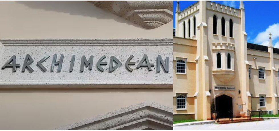 Η Αρχιμήδειος Ακαδημία -το καλύτερο δημόσιο σχολείο στο Μαϊάμι- διδάσκει την τέχνη της ελληνικής σκέψης!