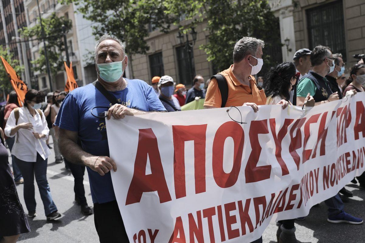 ΟΛΜΕ: 3ωρη στάση εργασίας την Τετάρτη 10 Φεβρουαρίου για το συλλαλητήριο
