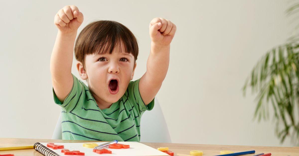 Προετοιμάστε το παιδί σας για τα πρώτα σχολικά του βήματα με αυτά τα παιχνίδια!