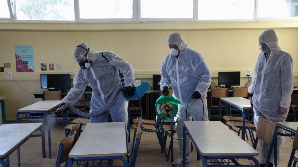 Πανικός στο Κιλκίς – Έκλεισαν 5 σχολεία λόγω κρούσματος κορωνοϊού