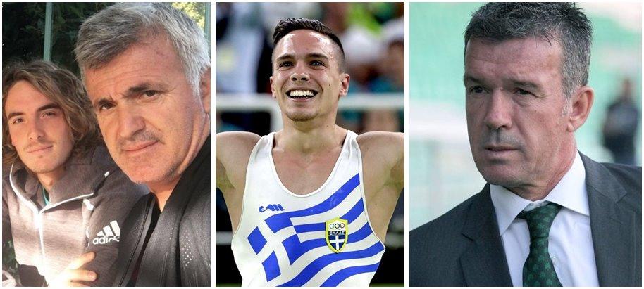 Μπαμπάδες-αθλητές (και μπαμπάδες αθλητών) μιλούν στο Infokids.gr για την Γιορτή του Πατέρα