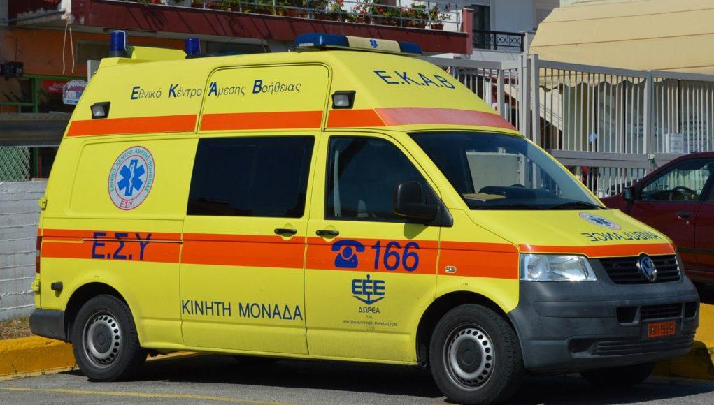 Λαμία: Δυο παιδάκια μεταφέρθηκαν στο Νοσοκομείο με εγκαύματα από βραστό γάλα