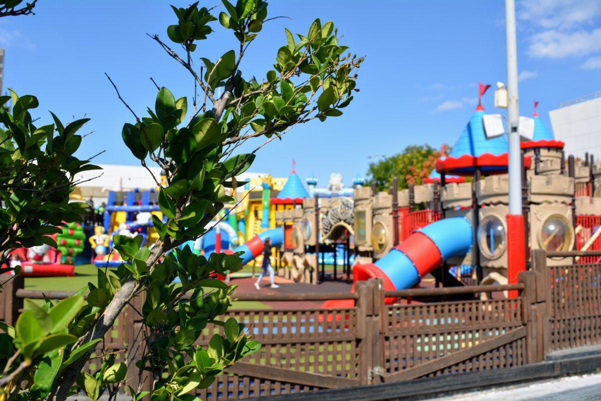 Τα πάρκα παιδικής ψυχαγωγίας Volta και πάλι μαζί μας!
