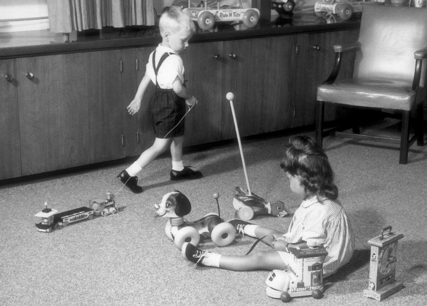 Η ιστορία του παιχνιδιού: Τα θρυλικά παιχνίδια που μεγάλωσαν εμάς και τα παιδιά μας