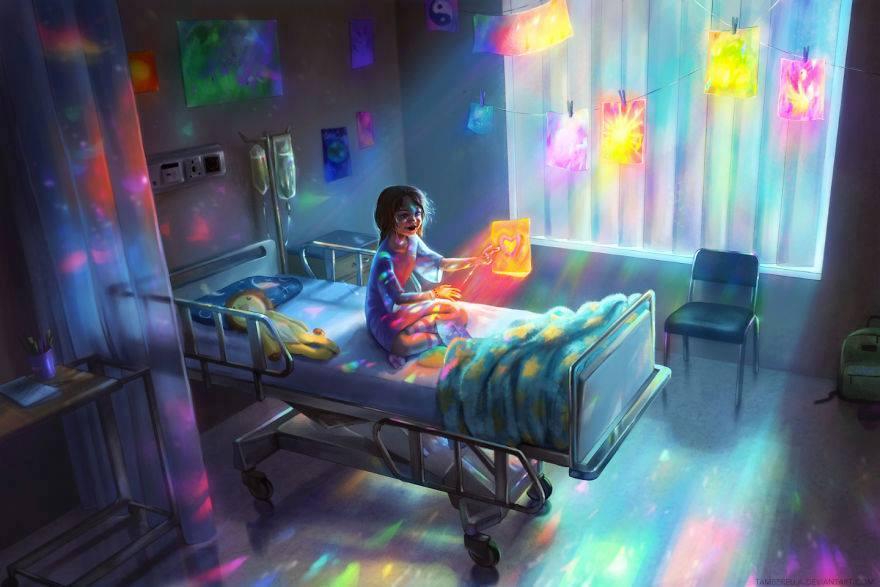 Συγκεντρώνουμε βιβλία για τους ασθενείς των αντικαρκινικών νοσοκομείων