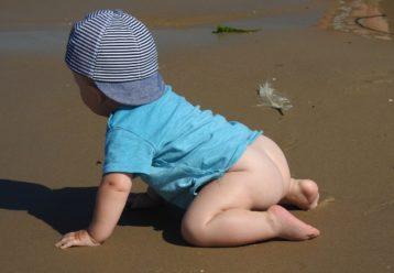 μωρό θάλασσα