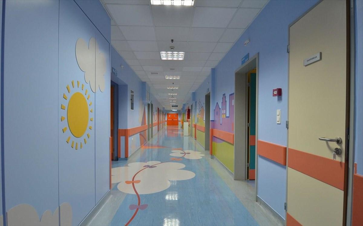 2 παιδιά που νοσούν από κορωνοϊό νοσηλεύονται στο Νοσοκομείο Παίδων Αγία Σοφία