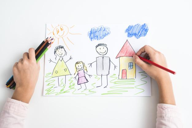 Τι αποκαλύπτουν τα χρώματα που επιλέγει το παιδί σας στις ζωγραφιές, για την ψυχολογία του