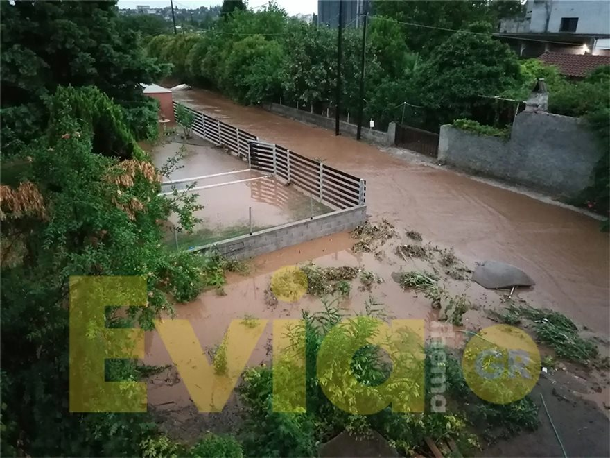 Ασύλληπτη τραγωδία: Νεκρό βρέφος από τις πλημμύρες στην Εύβοια