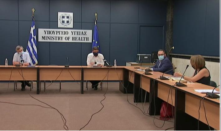 Υπουργείο Υγείας: Όλα όσα ειπώθηκαν σχετικά με τα μέτρα για τα σχολεία, τις αποστάσεις και τους ελέγχους στους μαθητές