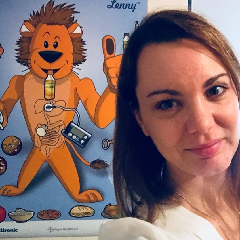 Η παιδοδιαιτολόγος Ελένη Κουή μας προσκαλεί στο πρώτο ελληνικό podcast για τον Διαβήτη!