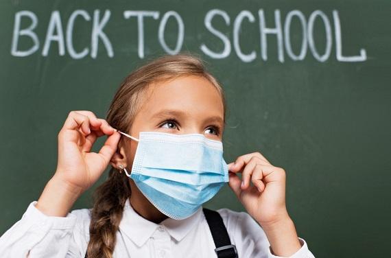 """Παπαευαγγέλου: """"Η μάσκα στα παιδιά δεν δημιουργεί χαμηλό οξυγόνο, ζάλη ή πονοκέφαλο"""""""