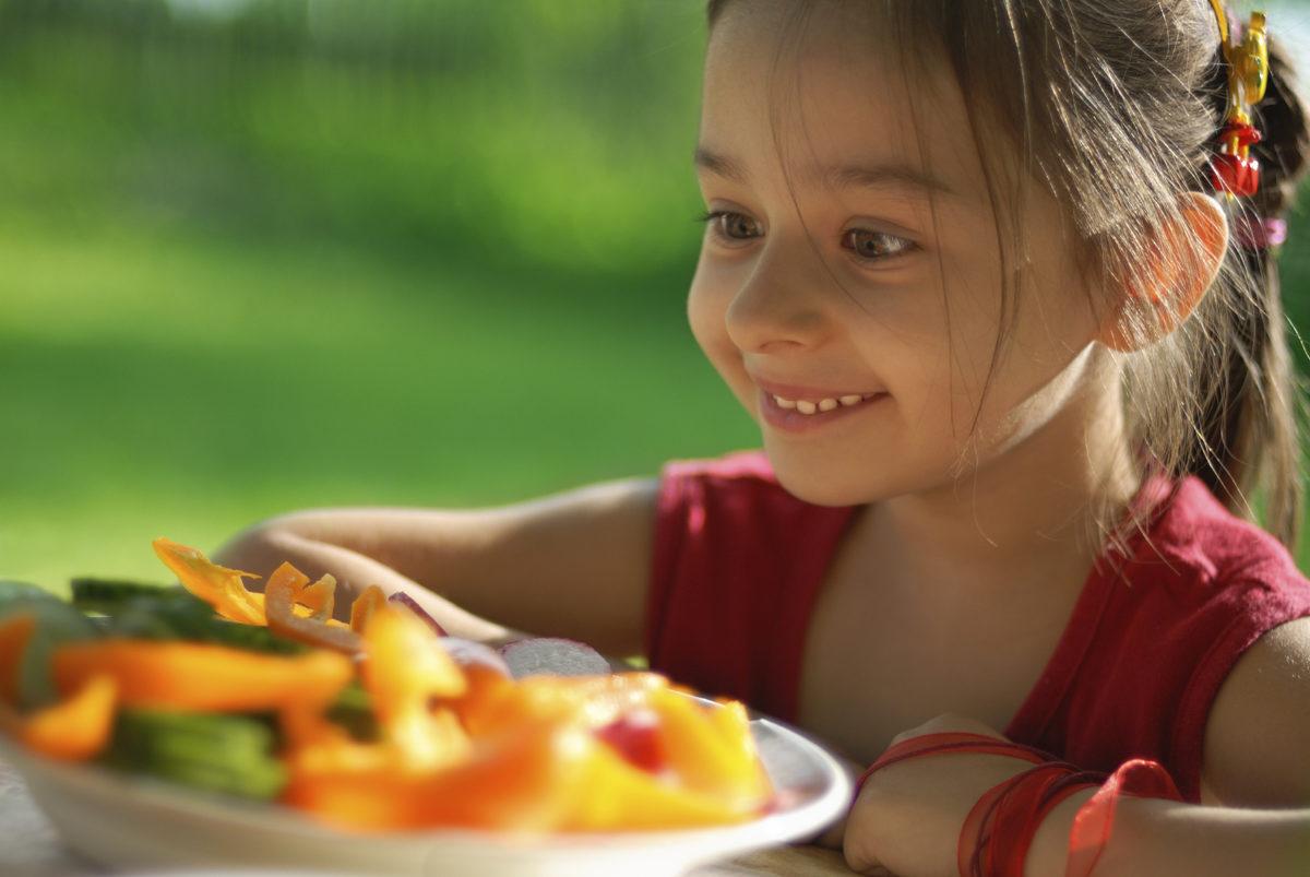Πόσο διατροφικά σωστό είναι το πιάτο που σερβίρετε στο παιδί σας