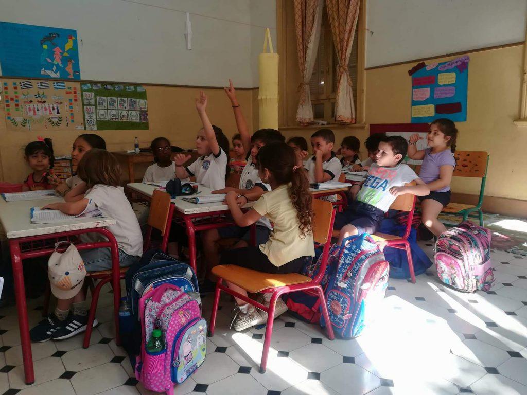 Μελέτη ΑΠΘ: 15 μαθητές ανά τάξη το ιδανικό όριο στα σχολεία για την αποφυγή μετάδοσης κορωνοϊού