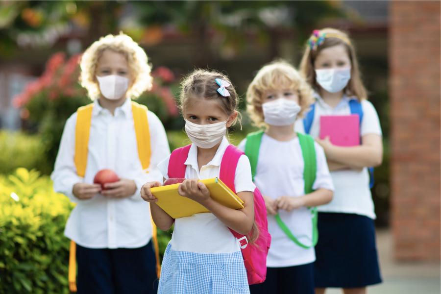 Δ. Παπαστεργίου: Έγκαιρα όλα τα σχολεία θα έχουν προμηθευτεί τις μάσκες