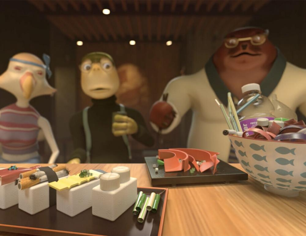 """Selfish"": Το υπέροχο animation για τη ρύπανση από πλαστικά που αξίζει να δείτε με τα παιδιά σας"
