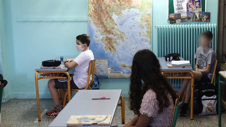 Κρούσματα κορωνοϊού εντοπίστηκαν σε σχολεία στο Κιλκίς και στις Σέρρες