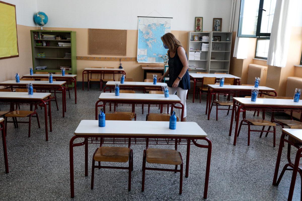 «Πρώτο κουδούνι» σήμερα για χιλιάδες μαθητές: Πώς θα λειτουργήσουν τα σχολεία – Πώς θα γίνει φέτος ο αγιασμός