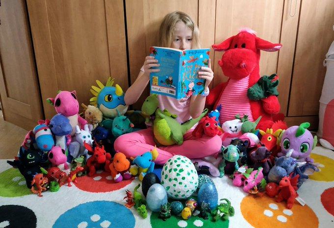 Αν το παιδί σας λατρεύει καθετί με δράκους… αυτά τα βιβλία είναι το καλύτερο δώρο!