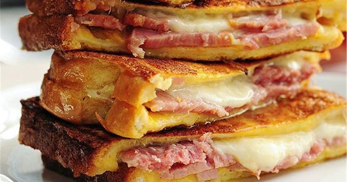 Αυγοφέτες σάντουιτς: Το απίθανο, αλμυρό σνακ που θα κρατήσει χορτάτα τα παιδιά