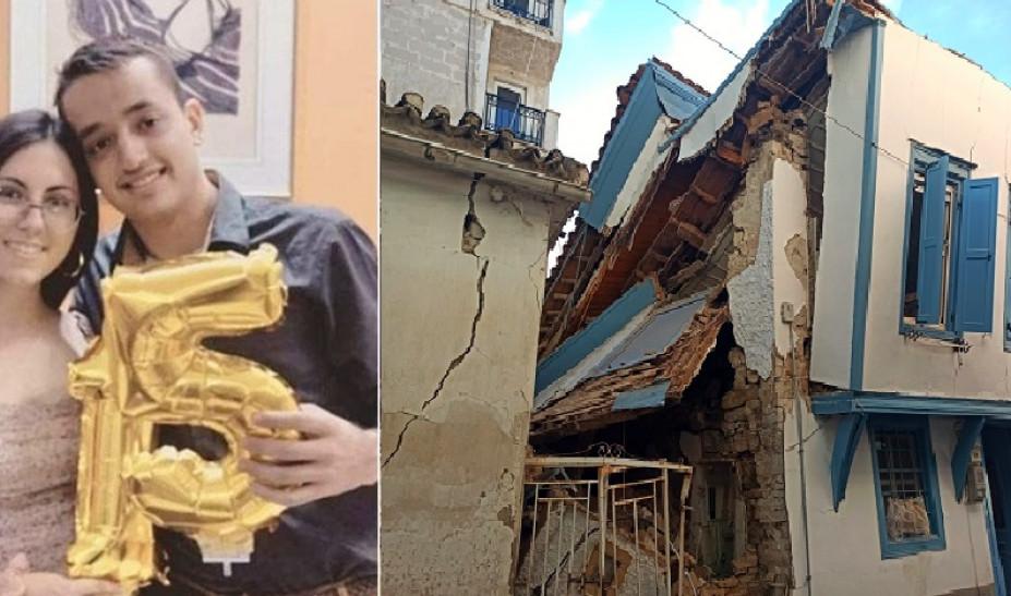 Σεισμός στη Σάμο: Λύγισε ο πυροσβέστης που ανέσυρε νεκρούς τον Άρη και την Κλαίρη από τα συντρίμμια