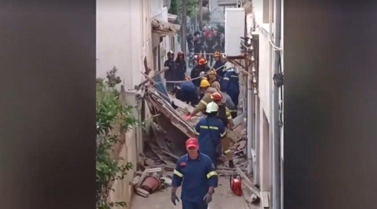 Σεισμός στη Σάμο: Καταπλακώθηκαν 2 παιδιά από κατάρρευση τοίχου – Νεκροί οι 2 μαθητές