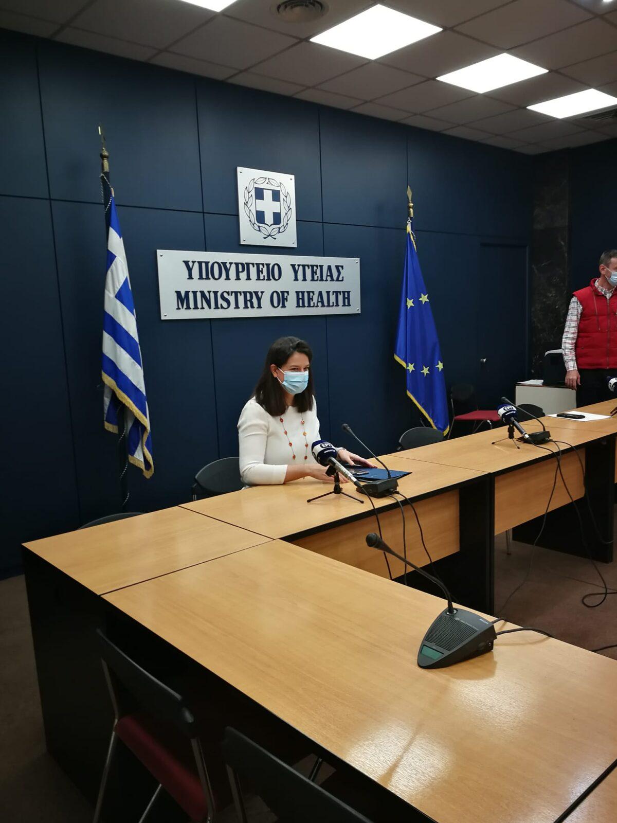 """Κεραμέως: """"Η ΔΟΕ είχε ενημερωθεί εγκαίρως για το κλείσιμο των Δημοτικών – Η τηλεκπαίδευση θα διεξαχθεί χωρίς προβλήματα"""""""