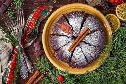 Φτιάξτε το τέλειο χριστουγεννιάτικο κέικ με μόλις 3 υλικά!