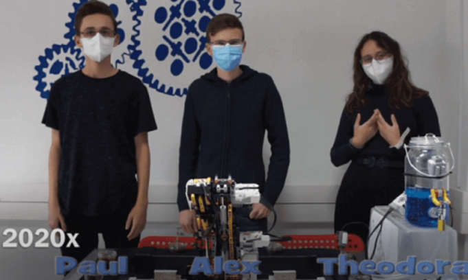 Η ελληνική μαθητική ομάδα Robot Masters αναδείχθηκε 2η στην Ολυμπιάδα Ρομποτικής του Καναδά