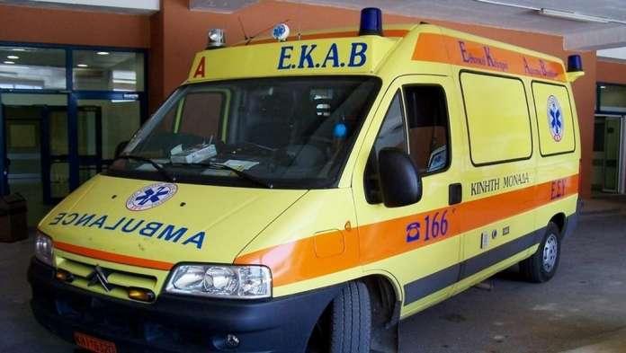 Θεσσαλονίκη: Σε κρίσιμη κατάσταση 3,5 ετών παιδί που έπεσε από μπαλκόνι τρίτου ορόφου