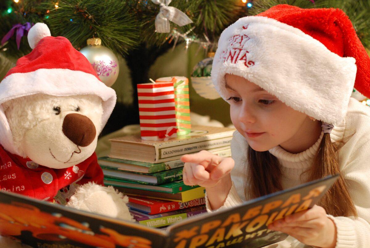 Αυτά είναι τα 5 ωραιότερα βιβλία για να χαρίσεις στα παιδιά τα φετινά Χριστούγεννα