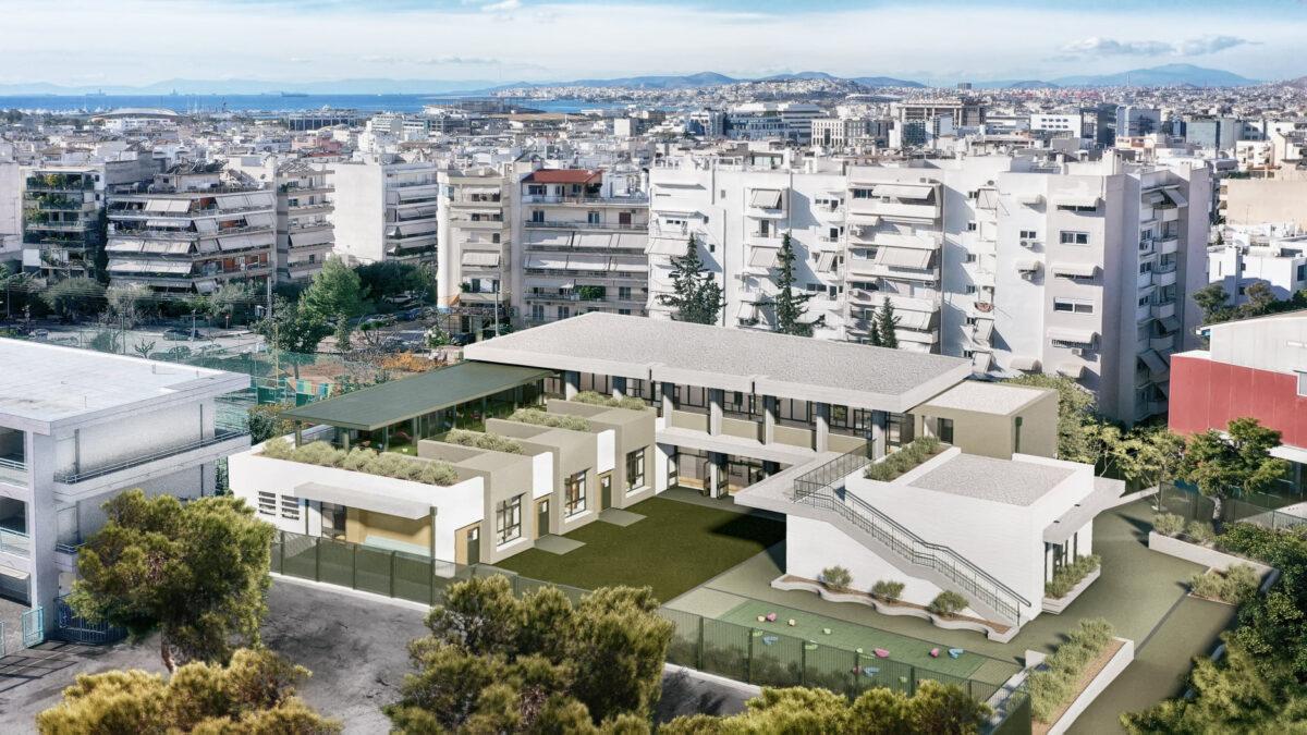 «Διαμαντίδειο»: Η Λεόντειος Σχολή Ν. Σμύρνης αποκτά έναν υπερσύγχρονο παιδικό σταθμό και Νηπιαγωγείο!
