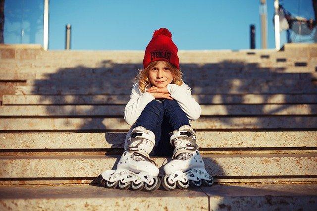 Rollers: 10+2 οφέλη της αγαπημένης δραστηριότητας των παιδιών