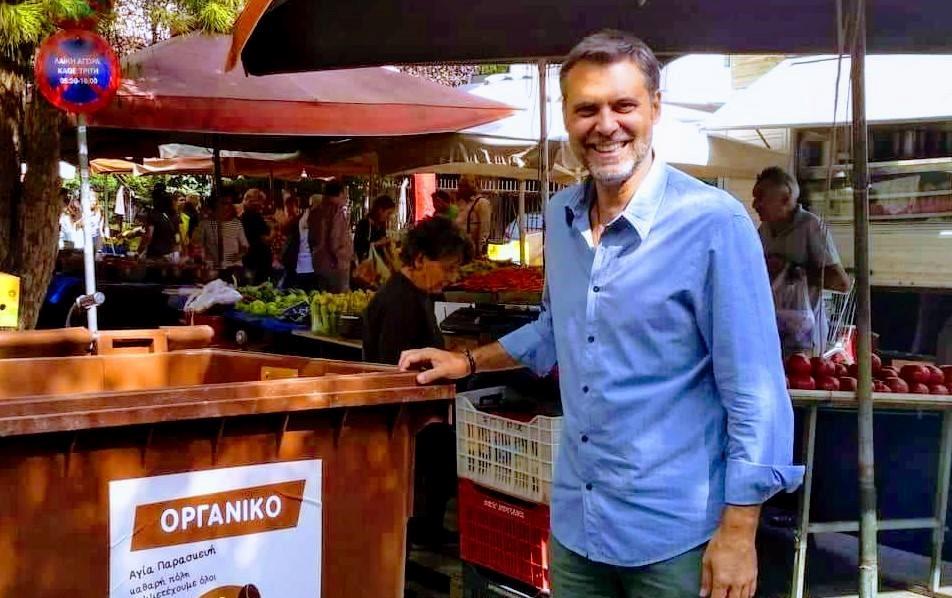 Ο Ιωάννης Σιδέρης στο Infokids.gr: «Το 2021 θα είναι η χρονιά που οι Έλληνες θα φτάσουμε επιτέλους στην ουσία της ανακύκλωσης»