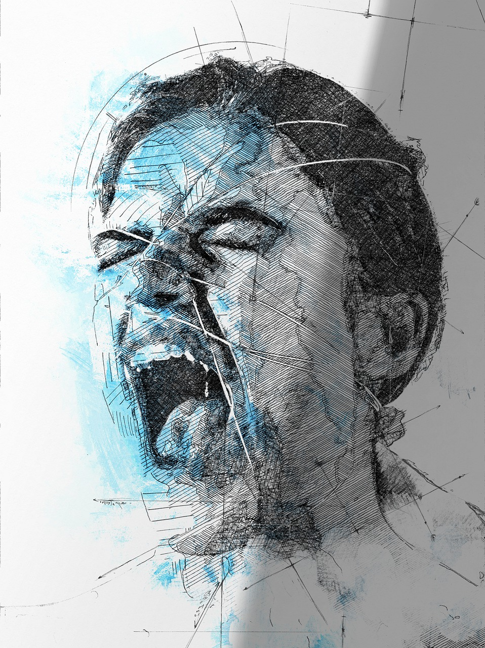 """""""Σπάσε την σιωπή. Γίνε κραυγή."""" Γράφει ο συγγραφέας και ηθοποιός Κώστας Κρομμύδας."""