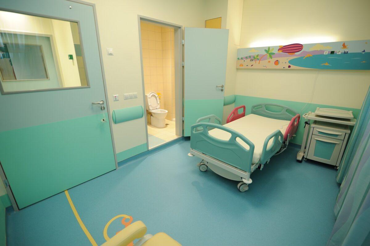 9χρονος διασωληνωμένος με κορωνοϊό στη ΜΕΘ του Νοσοκομείου Αγλαΐα Κυριακού