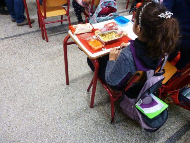 """""""Σταματήστε τα πλαστικά μιας χρήσης στα Σχολικά Γεύματα"""": Μια πρωτοβουλία που αξίζει να στηρίξουμε όλοι μας"""