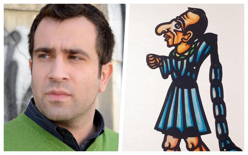 Ο Κωνσταντίνος Κουτσουμπλής φέρνει τον Καραγκιόζη στις οθόνες μας και μιλά για το νέο αυτό εγχείρημα στο Infokids.gr