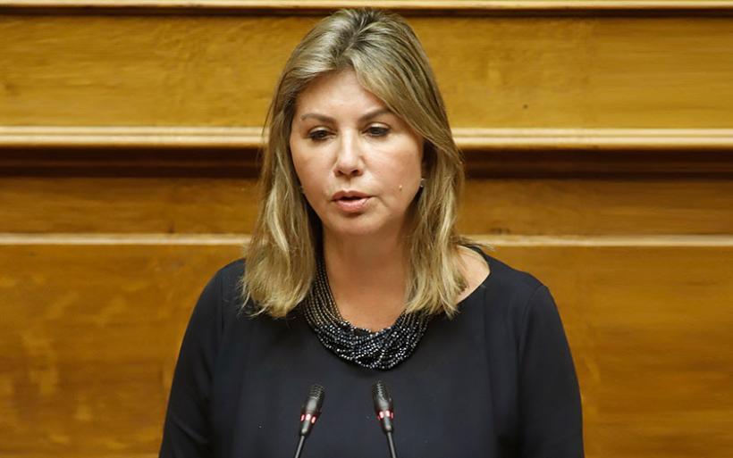 """Ζέττα Μακρή: """"Θέλουμε άνοιγμα των σχολείων στις 5 Απριλίου – Το self test όπλο για την ασφάλεια των μαθητών"""""""