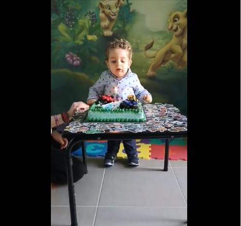O Παναγιώτης Ραφαήλ σήμερα γίνεται 3 ετών! Το νέο μήνυμα της οικογένειας