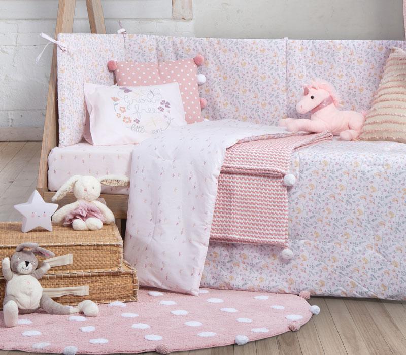 Μεταμορφώστε το παιδικό δωμάτιο και προσφέρετε στα παιδιά τα πιο γλυκά όνειρα