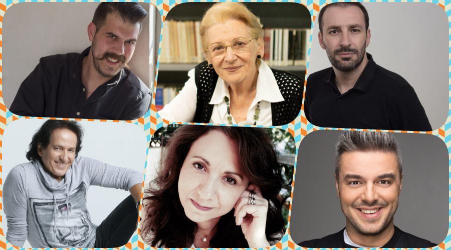 Ποιο είναι το αγαπημένο σας παιδικό βιβλίο; Διάσημοι Έλληνες απαντούν με αφορμή την Παγκόσμια Ημέρα Παιδικού Βιβλίου 2021