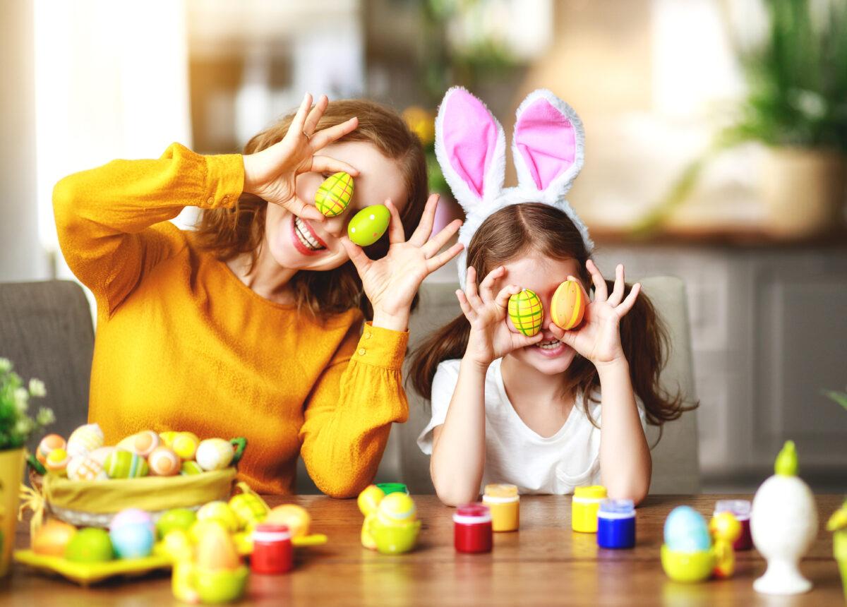 10 πασχαλινά δώρα για νονούς που ξέρουν πώς να κάνουν χαρούμενα τα παιδιά!