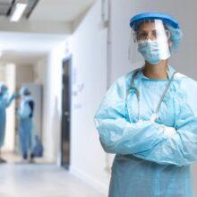 14χρονη με κορωνοϊό στο νοσοκομείο