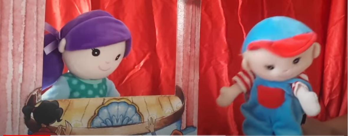 Αυτό το διασκεδαστικό video θα εξηγήσει στα παιδιά Νηπιαγωγείου πώς θα κάνουν εύκολα το self test