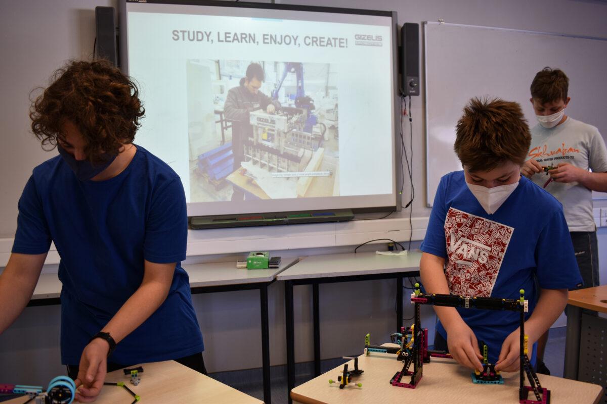 Εκπαιδευτήρια Δούκα: Η ρομποτική τεχνολογία αιχμής συναντά τη μαθησιακή αριστεία