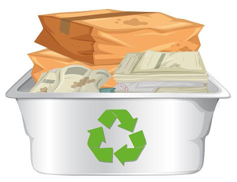 Τέλεια ιδέα: Σε αυτό το Δημοτικό Σχολείο οι μαθητές ανακυκλώνουν χαρτί για να ενισχύσουν τη βιβλιοθήκη τους!