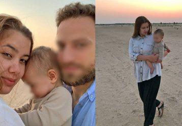 """Μπαμπάς Καρολάιν: """"Η Σούζαν συμπεριφέρεται στη Λυδία όπως και στην κόρη μας όταν ήταν μωρό. Είναι άγρυπνη δίπλα της"""""""