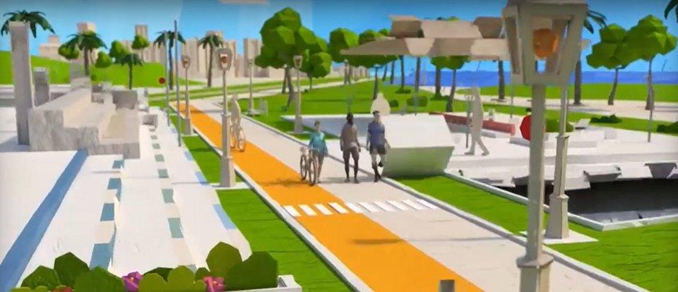 Η ωραιότερη βόλτα της Αττικής ετοιμάζεται στα νότια προάστια: Πεζόδρομος και ποδηλατόδρομος από τον Πειραιά έως τη Βουλιαγμένη